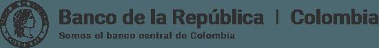 Banco de la República (banco central de Colombia) logo